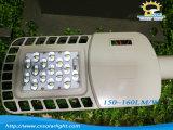 30W Tous dans deux Rue lumière solaire avec batterie intégrée dans