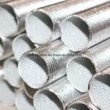Tubo flessibile di alluminio del preriscaldatore del carburatore della presa di aria della vetroresina flessibile