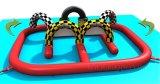 Het opblaasbare Spoor van het Ras voor gaat Karts, de Spelen van de Sport, MegaVerzameling B6036