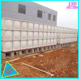 Les frais généraux SMC FRP GRP Fibre réservoir d'eau rectangulaire