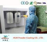 SGSの証明の静電気噴霧の過透性の粉のコーティング