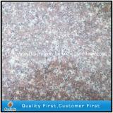 Pulido baratos populares G687 Piso losas de granito rojo de Durazno