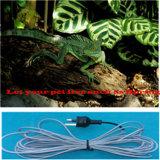 Einfach zur Anwendung des Silikon-Reptil-Heizkabels