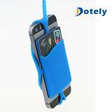 ID слот для карт памяти сотового телефона шнурок шейный ремешок силиконовый чехол крышки