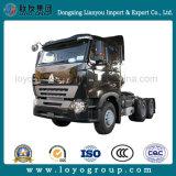 Camion d'entraîneur de Sinotruk HOWO-A7 371HP 10-Wheel 6X4