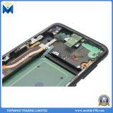 Агрегат цифрователя экрана LCD с передней крышкой для галактики S8 G950f G950u Samsung