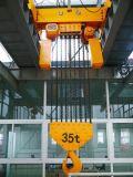 15ton grua Chain elétrica resistente - única viga/viga dobro