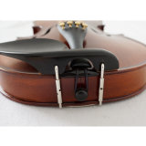 자유로운 케이스, 바이올린 활 및 로진을%s 가진 암갈색 도매 광택이 없는 바이올린