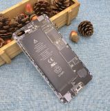 Cas d'interpréteur de commandes interactif neuf d'iPhone de silicones de cas de téléphone mobile