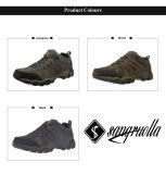 2017 Mais Populares novo estilo de curta Sport caminhadas calçado profissional