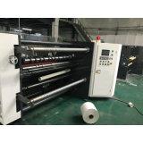 Hohe Hochgeschwindigkeitspräzision 1300 aufschlitzende Maschine für Plastikfilme