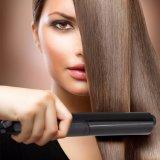 Lescoltoneの陶磁器の版とのStraihgtenerをカールする専門の蒸気の毛のストレートナのオイルによって注ぎこまれる蒸気の毛のヘアアイロン
