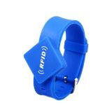 Resistente al agua inteligente RFID pulsera de silicona de pulsera