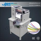 Il tubo dello Shrink di calore del microcomputer Jps-160, riscalda la macchina restringente del taglia-tubi