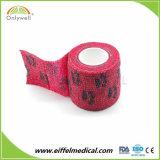 獣医の覆いかスポーツの覆いの工場によって印刷される凝集の包帯
