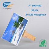 Analog-Digital wandler passen Größen-Bildschirmanzeige 7.0 Zoll LCD-Monitor an