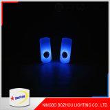 Steckbares LED-Nachtlicht, wasserdichtes bewegliches Fühler-Licht