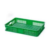 Panier du marché de qualité de panier d'étalage de légume et de fruit de supermarché