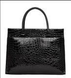 Neuer Schulter-Beuteltote-Beutel der Entwurfs-Krokodil-Korn-Dame-Handbag