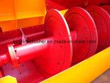 gewundener Typ Sand-Unterlegscheibe-Schrauben-Welle-Sand-Waschmaschine