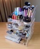 Goedkope de Leverancier van China ontruimt Organisator 10 van de Make-up van 5 Rij AcrylLade