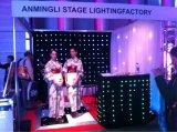 Rasha Factory personnaliser 2m*3m1 3RVB dans Star LED SMD5050 Rideau disco dj Star chiffon Stand pour fond de mariage