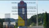 LED de 6 polegadas sinais de preços para a estação de gás (8,88)