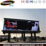 Colore completo esterno P10 dello schermo caldo di vendita LED che fa pubblicità alla visualizzazione
