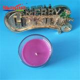 Длинняя горящая Scented свечка для стеклянного опарника Lacker