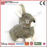 Lapin mou de peluche de peluche de jouet de lapin de cadeau de promotion pour l'enfant en bas âge