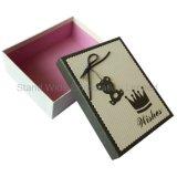 Papel de color Joyero, el embalaje Caja de regalo personalizado