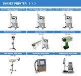 Pequeña impresora de inyección de tinta automática del número de tratamiento por lotes del carácter de la venta caliente