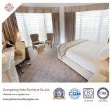 Meubles sensibles de chambre à coucher d'hôtel avec le jeu de fourniture (YB-D-41)