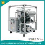 Zja-150 Double Vaucuum Mobile Tranformer Oil Filtration Plant