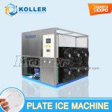 Fischerei verwendete Platten-Eis-Maschine 5tons/Day (PM50)