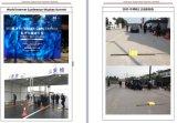В рамках системы контроля автотранспортных средств для въезда и выезда проверка безопасности