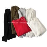Svago semplice di ordine di marca e Grey Multi-Colored di Hoodies di svago del plaid