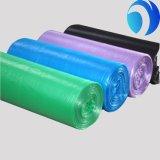 Цветастый устранимый Biodegradable мешок отброса мешков