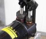 Piegatrice idraulica manuale del tubo con il basamento 13ton (HHW-2J)