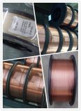 0.6mm 0.8mm 1mm 1.2mm 1.6mmの二酸化炭素の溶接MIGワイヤー合金の銅の溶接ワイヤ