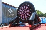 2 het zij Reuze Opblaasbare Dartboard Chsp527 van de Voetbal