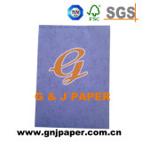 Tarjeta de Color de alta calidad papel utilizado en la producción de tarjetas postales