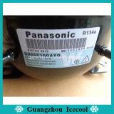 Компрессор рефрижерации компрессора R134A 1/5HP Panasonic Panasonic холодильника Qb66c16gaxo 165W