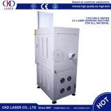 Macchina UV della marcatura del laser di vendita 3W della fabbrica per la plastica