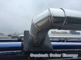 Nicht druckbelüfteter evakuierter Gefäß-Sonnenkollektor für Heißwasser-Projekt