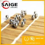 Sfera d'acciaio di durezza allentata standard dello SGS di iso