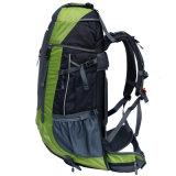 trouxa ao ar livre do alpinismo 60L para viajar e caminhar