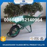 Carrinho de mão de roda para o material de construção