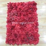 Продажи на заводе дешевые свадебные декоративная пластика искусственные цветы на стену для свадьбы