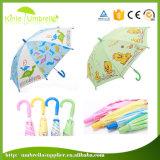 Ombrello di nylon dei bambini dei comitati 19inch 8 di disegno promozionale dell'OEM